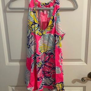 Lilly Pulitzer Tops - Lilly Pulitzer Minka Tank Top